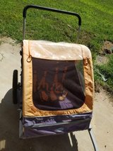 Instep bike trailer 2seater in Fort Knox, Kentucky