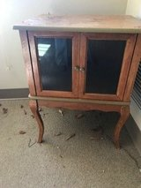 Cabinet, Glass Doors in St. Charles, Illinois