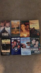 Lot of VHS movies in Columbus, Georgia