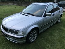 BMW 316 i sedan Mod 2000 sun roof new inspection free delivery! in Hohenfels, Germany
