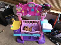 Doc McStuffins All-in-One Nursery in Fort Lewis, Washington