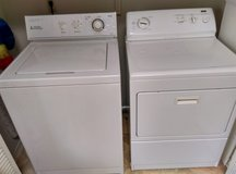 Washer and Dryer Machine in Fort Sam Houston, Texas