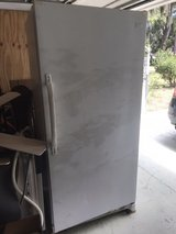 full size upright freezer 20cu in Beaufort, South Carolina