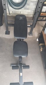 WEIGHT BENCH - LIKE NEW in League City, Texas