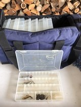 Soft sided Plano tackle box in Chicago, Illinois