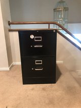 2 Drawer file cabinet in Travis AFB, California