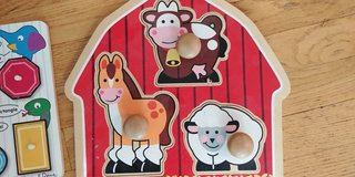 puzzles - melissa and doug in Naperville, Illinois