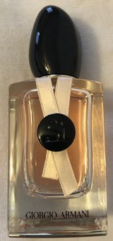 Georgio Armani Perfume 3.4oz (genuine, purchased at Sephora) in Alamogordo, New Mexico