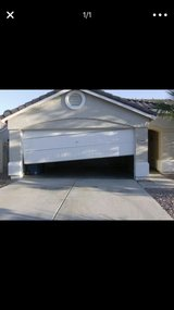 Garage Door Repair in Lackland AFB, Texas