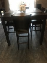 Table and chairs Excellent condition $220 or best offer! in Barstow, California