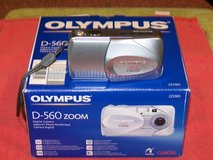Olympus Digital Camera  D560zoom Plus Cables in Plainfield, Illinois