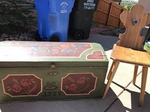 Vintage European Chest in Fort Carson, Colorado