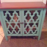 Accent Cabinet w/Dbl Glass Doors in Lawton, Oklahoma