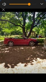 2004 Ford Mustang Convertible 40th Anniversary in Fort Leonard Wood, Missouri