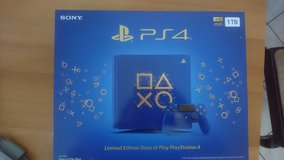 Playstation 4 Limited Edition in Ramstein, Germany