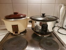 SMALL Crock Pot left one left in Ramstein, Germany