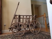 "ANTIQUE PRIMITIVE WOODEN  ""GOAT""  WAGON in Fort Knox, Kentucky"
