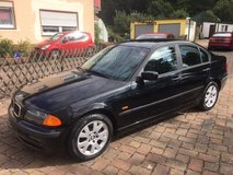 BMW 316i Sedan AUTOMATIC, A/C, Multimedia Stereo, Alloys, New Service, New TÜV !! in Baumholder, GE