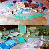 Mermaid party decorations! in Yorkville, Illinois
