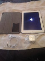 White Apple iPad 2 with case in Clarksville, Tennessee