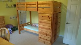 Twin over Toddler Bunk Bed in Naperville, Illinois