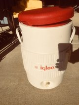 Igloo water cooler in Naperville, Illinois
