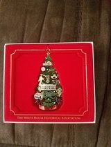 White House Christmas Ornament in Ramstein, Germany