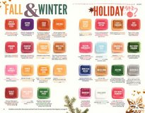 Scentsy  Fall/Wintercollection scented wax in Fort Campbell, Kentucky