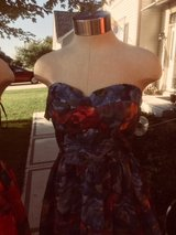 Mannequin on pole with stand in Naperville, Illinois