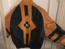 Mens Wilson Leather Jacket XL $50 in Yucca Valley, California