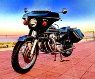 1975 Honda CB 750 beautifully restored super reliable lots of extras $5000 in Yucca Valley, California