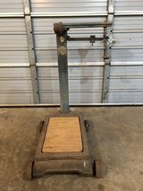 Antique Floor Scales in Fort Polk, Louisiana