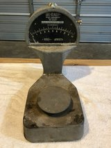 Antique Scales in Fort Polk, Louisiana