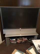 "46"" TV w/stand in Elizabethtown, Kentucky"