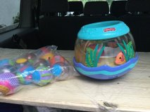 Fisher Price Fish Bowl & Balls in Ramstein, Germany