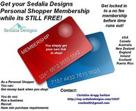 Join Sedalia Designs as a Personal Shopper.. ENDING SOON in Nellis AFB, Nevada