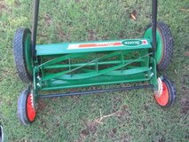 "Scotts 20"" push reel mower in El Paso, Texas"