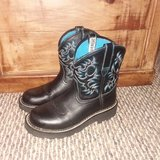 Ariat fatbaby boots 6B nice gentle wear in Pearland, Texas