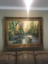 LARGE OIL PAINTING in DeRidder, Louisiana