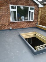 Flat roofing specialist in Lakenheath, UK