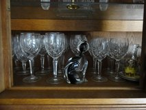 Crystal Glassware, Pieces and Sets (Located in Schallodenbach) in Ramstein, Germany
