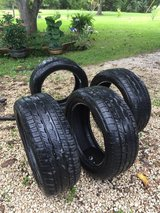 4 New Tires 235/50 ZR18 in Liberty, Texas