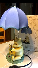 Adorable Winnie The Pooh Nursery Lamp in Tinley Park, Illinois