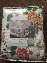 New King size quilt set in Alamogordo, New Mexico
