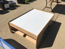 train table with reversible top in Lockport, Illinois