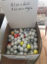 Golf Balls in Byron, Georgia
