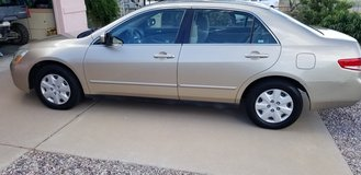 2004 Honda Accord LX 4 door sedan in Fort Huachuca, Arizona