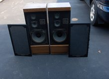 PAIR OF MARANTZ SPEAKER CABINETS MODEL SP 2050 in Bartlett, Illinois