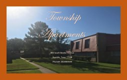 ***TOWNSHIP APARTMENTS*** in Spring, Texas