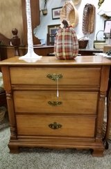 Chest-solid wood in Clarksville, Tennessee